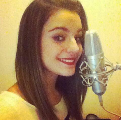 En studio :)