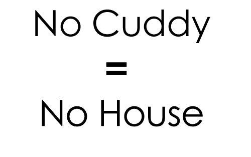 No Cuddy = No House !