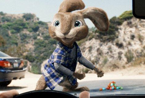 HOP , Le lapin de Paques !