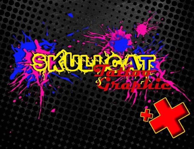 °Oo. SkullCat-Tattoo .oO°