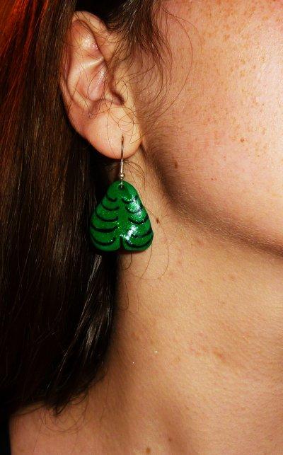 Boucles d'oreils