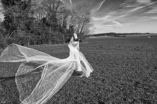 Shooting : magic fairy - Photographe : Hervephotos