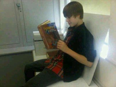 Photo twitter de Justin