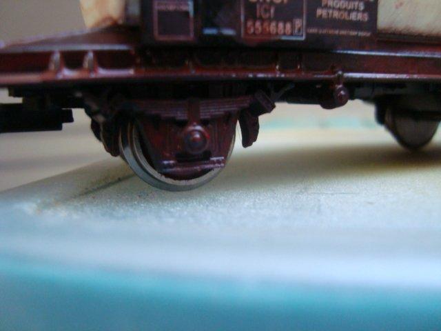 Wagon citerne de PIKO