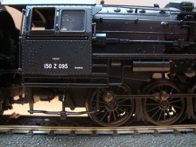 La 150 Z SNCF de Marklin