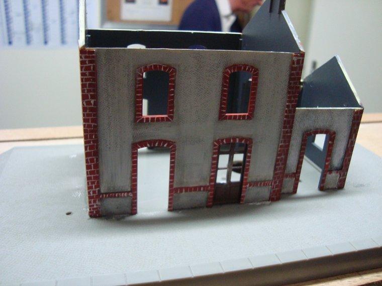 Mon module Marklin d'exposition ( HO ) PART 2
