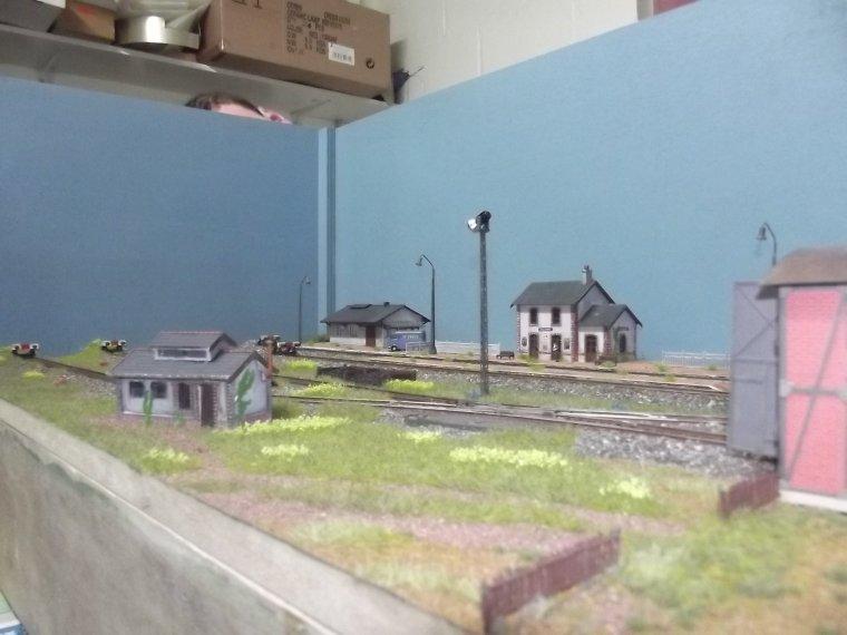 Mon module Marklin d'exposition ( HO ) PART 9