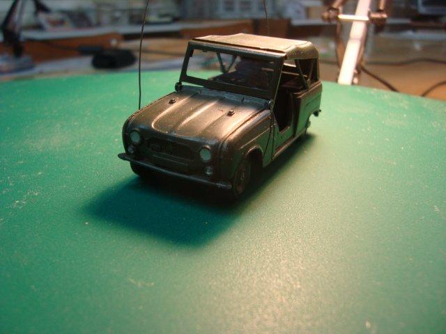 La 4 TL Dinky Toys de Jean Louis