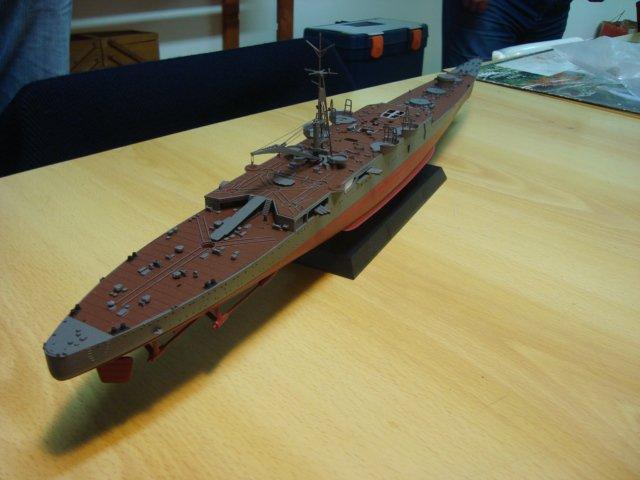Le Croiseur Nippon de Gérard 1/350
