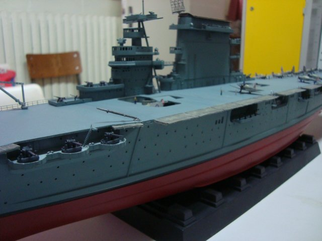 U.S.S Lexington de Gérard au 1/350