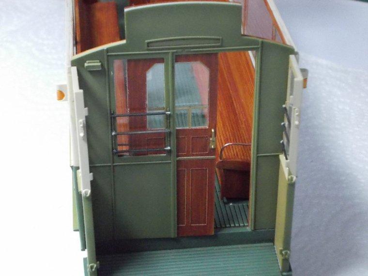 Le tramway au 1/35 de Pierre