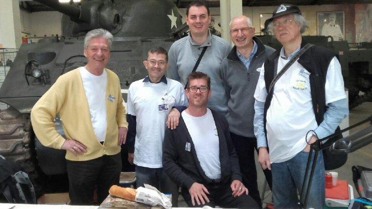 Reportage concours international de maquette Saumur 2016