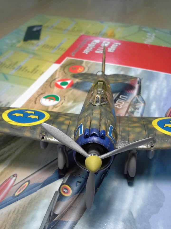 P-35 au 1/72 Special Hobby de Fabrice