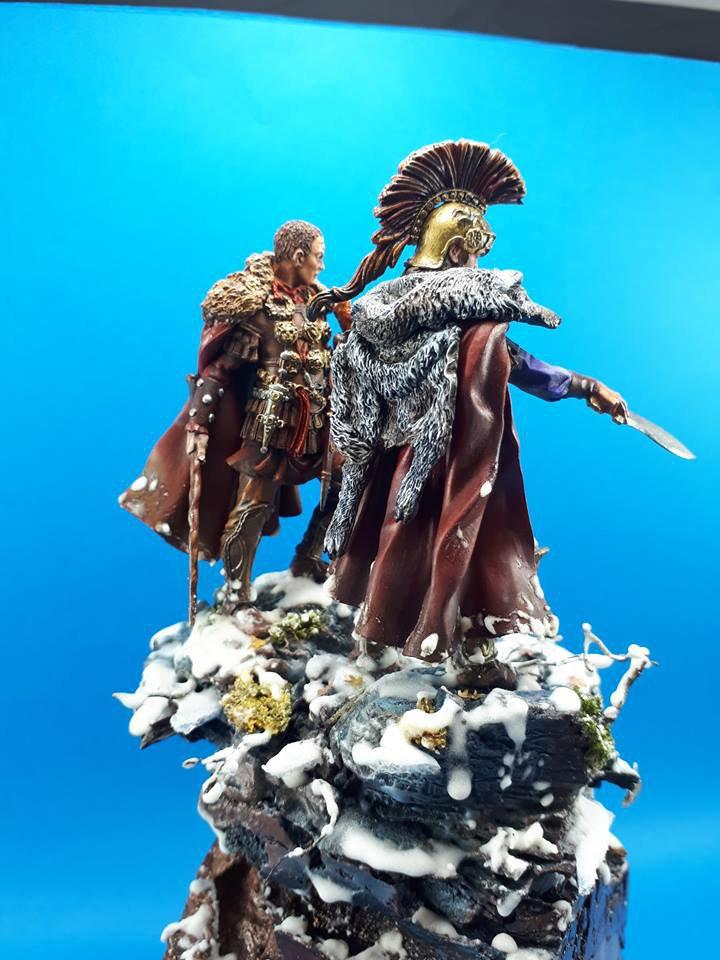 Centurions de Yangi figurine
