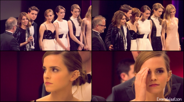 """16.05.13 /  Première mondiale de """"The Bling Ring"""" à Cannes (suite)"""