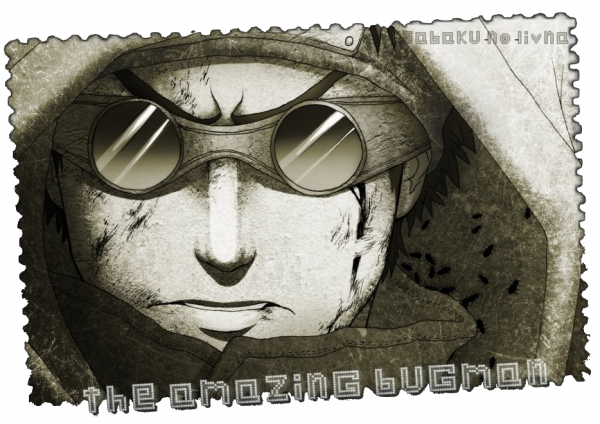 ❈ Fanfiction : The amazing bug man ❈