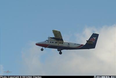 Trans Island air