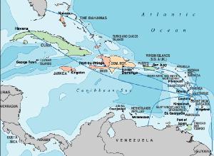 Destinations Caraïbes