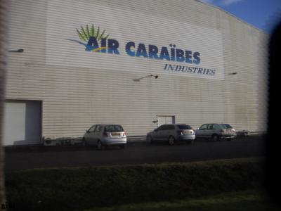Photo > Air Caraibes Industrie