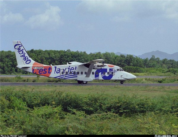 Compagnie > Air Calypso