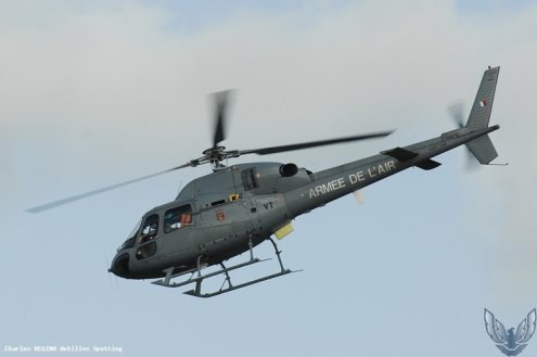Helicos - Armée de L'air