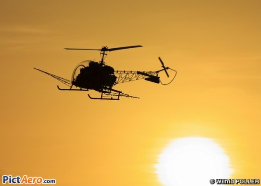 Helicos - Bell 47
