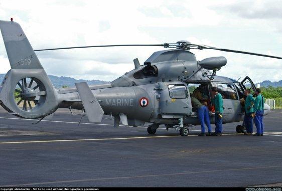 Helicos - En Martinique