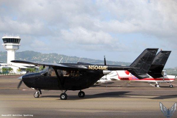 Visiteur > Cessna T337C Skymaster