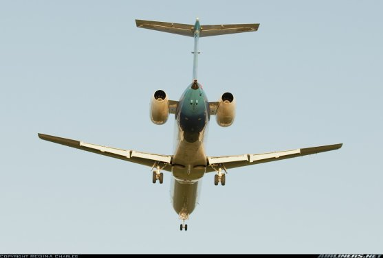 Air Caraibes > Embraer ERJ145