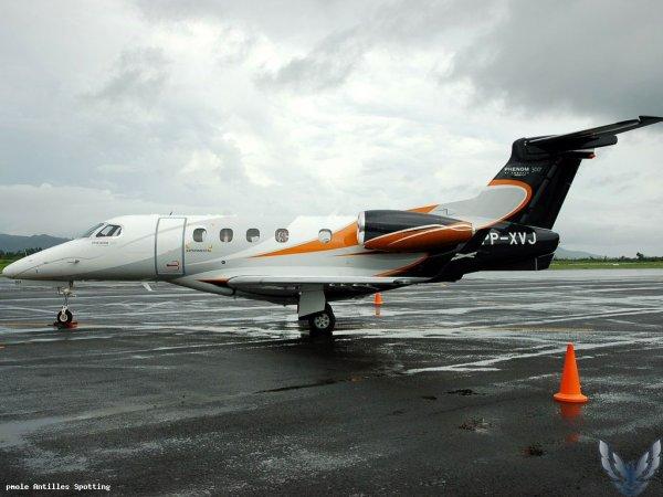Visite > Embraer 300 Phenom