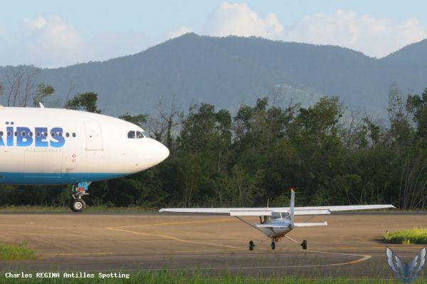 A330 VS CESSNA