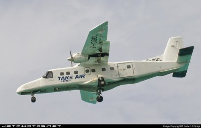 Zoom Avion > Dornier > Air #Caraïbes Express > Air #Guadeloupe...