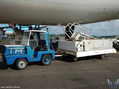Véhicules > Aéroport #Martinique
