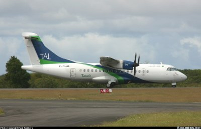 Zoom Avion > ATR42-500 > Air Caraïbes