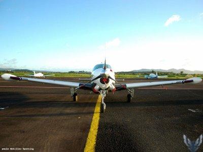 Visite >  Beechcraft Bonanza A36