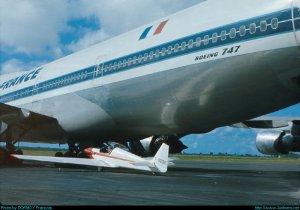 Première compagnie > Air France