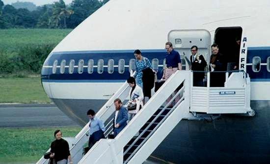 Première compagnie > Air France (suite)