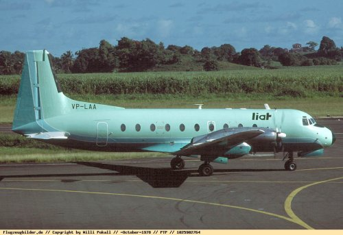 Compagnie > LIAT (Leeward Island Air Transport)