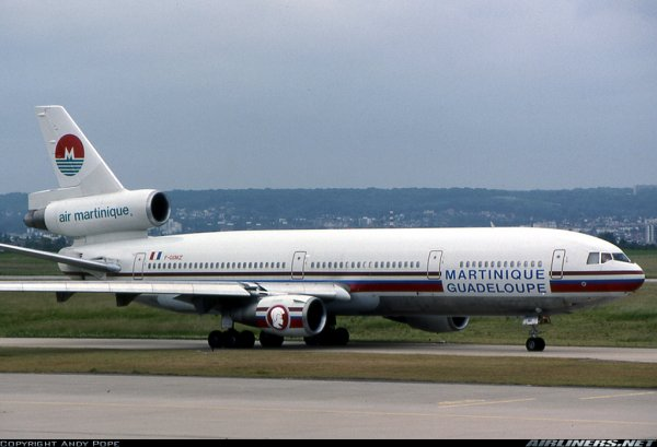 Air Martinique > (1974-2000)