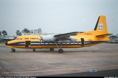 Air Martinique > (1974-2000)