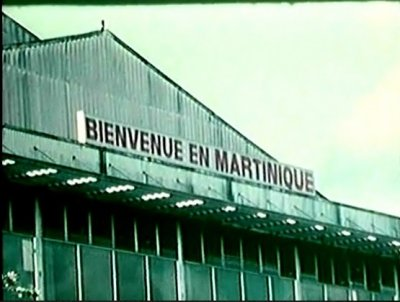 Aéroport Martinique en 19**