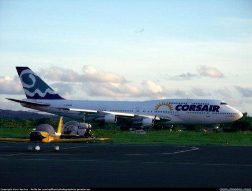 Compagnie > Corsair