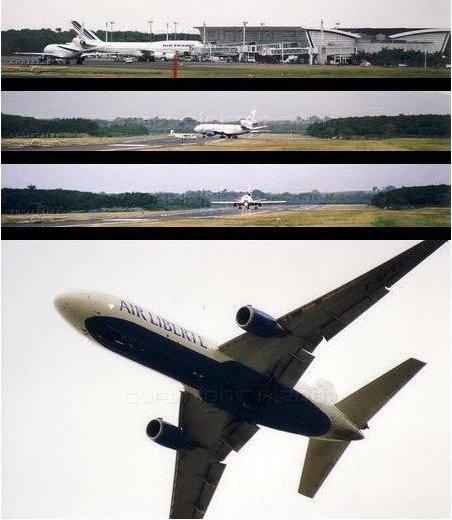 Compagnie > Air Liberte