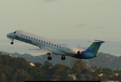 2000 - Naissance de la compagnie Air Caraïbes