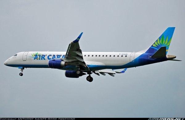 Infos --> Air Caraibes