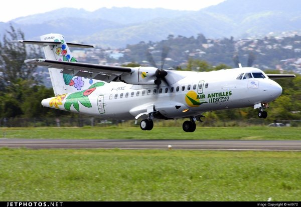Infos > Air Antilles Express