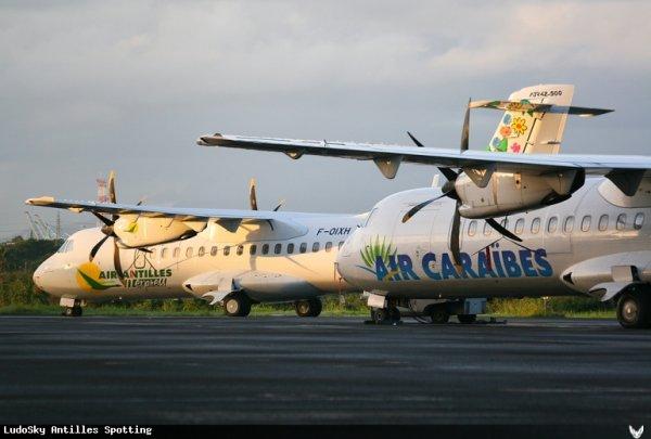 Nouveauté !!! > Air Antilles Express