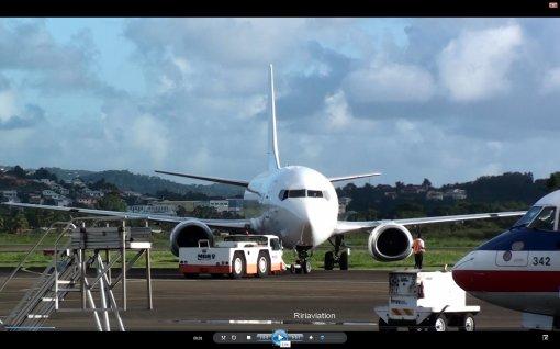 Visite > Boeing 737-300 Nowegian Air Shuttle