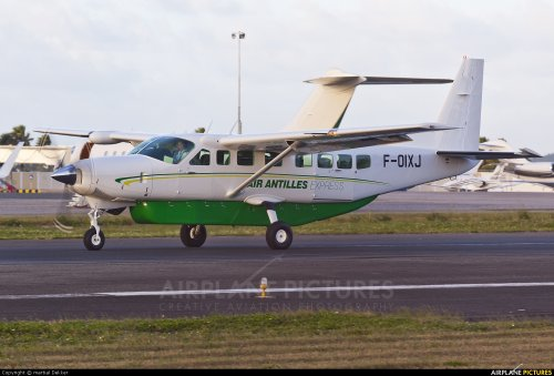 Air Antilles Express > Twin Otter