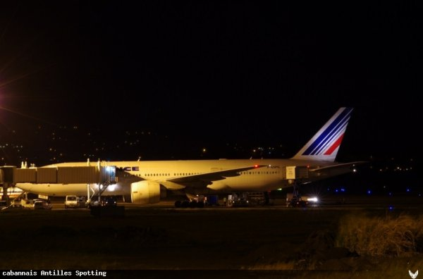 Avions > Boeing 777-200 Air France